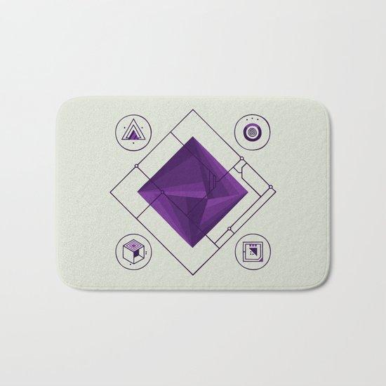 Prism Bath Mat