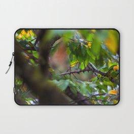 Leaves on a tree Laptop Sleeve