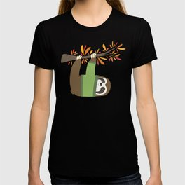 Sweater Weather Sloth T-shirt