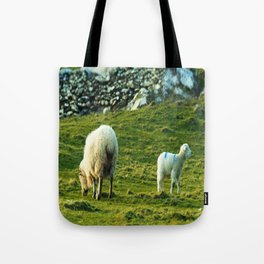 What's Over Here Tote Bag