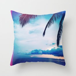 Hawaii is Home Throw Pillow