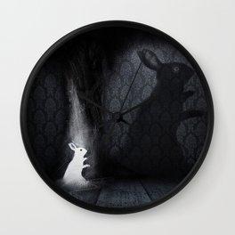 the shadow Wall Clock