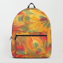 Mandala flower 06 Backpack