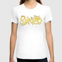 swag T-shirts featuring SWAG by Mikhaa