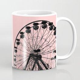 Ferris Wheel (Pink) Coffee Mug