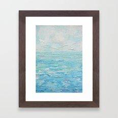 Sacred Silence Framed Art Print