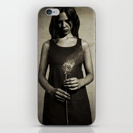 Loves Me Not iPhone Skin