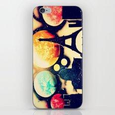 Paris Lights iPhone & iPod Skin