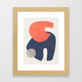 Bela Framed Art Print