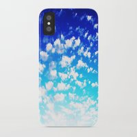 martell iPhone & iPod Cases featuring Under the Same Sky by G Martell