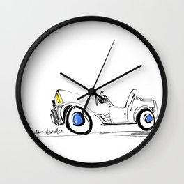 haritsadee 22 Wall Clock