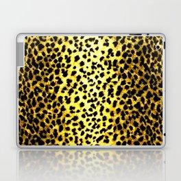 Leopard Print Animal Wallpaper Laptop & iPad Skin