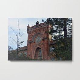 Sammezzano Castle Metal Print