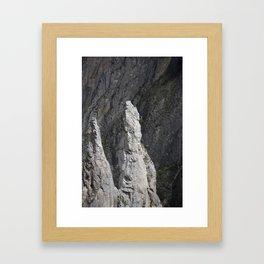 Spire by Boone Speed Framed Art Print