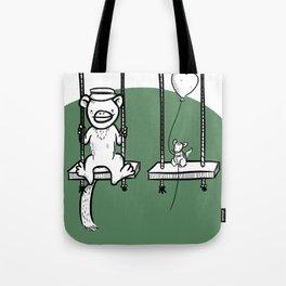 Swings! Tote Bag
