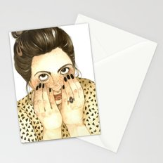 Fo Fo Leon Stationery Cards