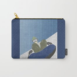 Snow Tubing Carry-All Pouch