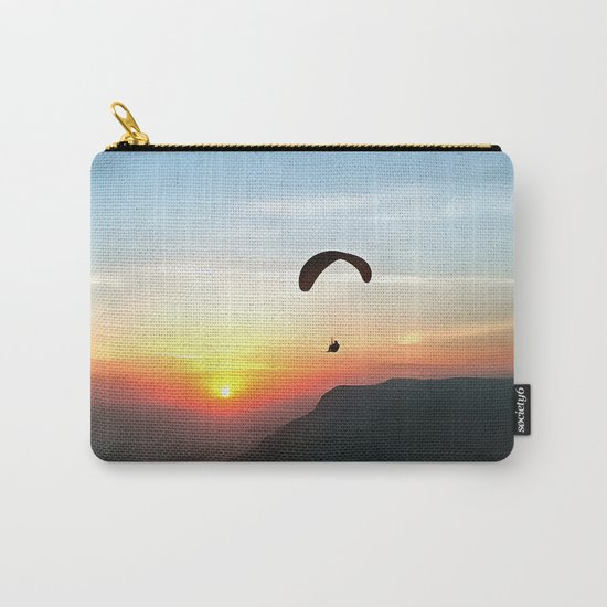 Sunset Paraglide Carry-All Pouch