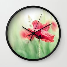 So terribly beautiful... Wall Clock