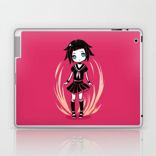 School Girl Laptop & iPad Skin