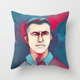 DON JON Throw Pillow