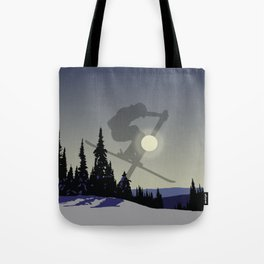 Touch The Morning Sun - Square | DopeyArt Tote Bag
