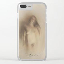 """Crashing Forwards"" Clear iPhone Case"