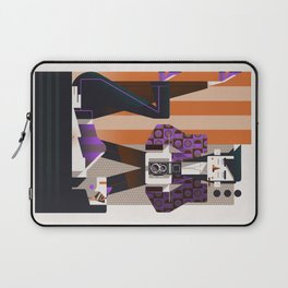 Summer in the city Laptop Sleeve