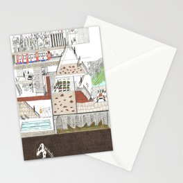 ORIGINAL SUBTERRANEAN LONDON Stationery Cards