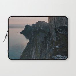 The Cliff - Landscape and Nature Photography Laptop Sleeve