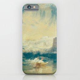 "J.M.W. Turner ""Lyme Regis"" iPhone Case"