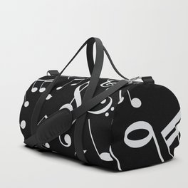Musical Notes 20 Duffle Bag