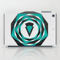 arya iPad Cases featuring Decahedron Hexagon combined! by Hinal Arya