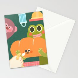 Pepe & Haambao Stationery Cards