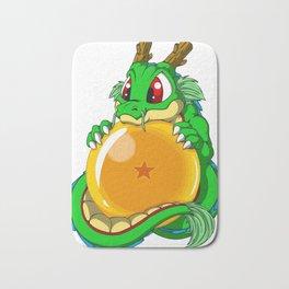 Baby dragon dragon ball Bath Mat