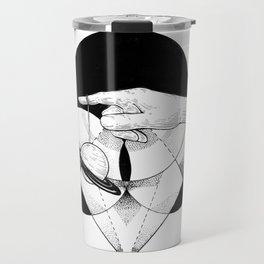 Holding the universe  Travel Mug