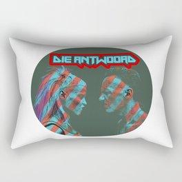 antwoord   Rectangular Pillow