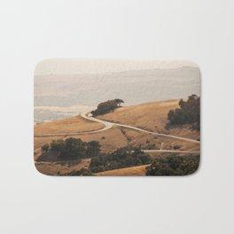 San Simeon Hills Bath Mat