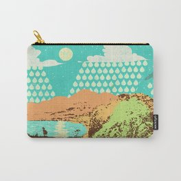 WILD WATERFALL Carry-All Pouch