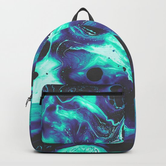 SHE LOST CONTROL Backpack