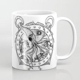 The Squid Coffee Mug