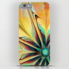 Yellow Flower Slim Case iPhone 6 Plus