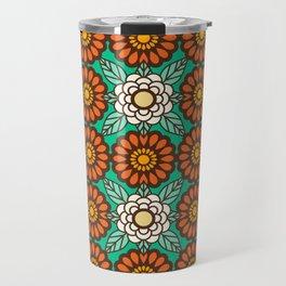 Betty Flowers Travel Mug