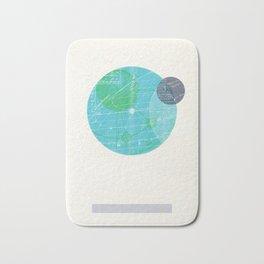 Earth I Bath Mat