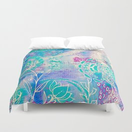 Dreams and Wishes Duvet Cover