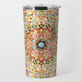 Gypsy Caravan Mandala Travel Mug