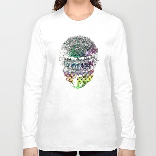 COLOR RUNNER III Long Sleeve T-shirt