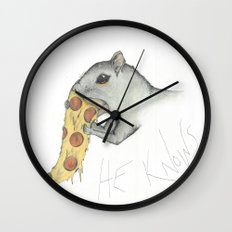 He knows Wall Clock