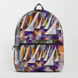 Sails To-Night Backpack