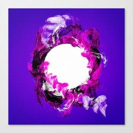 In Circle - III Canvas Print